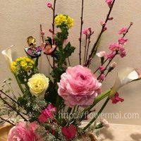 大阪、神戸、芦屋のフラワーアレンジスクールです。お花の講師の資格や季節のアレンジメント、生け花など体験レッスンお気軽にどうぞ