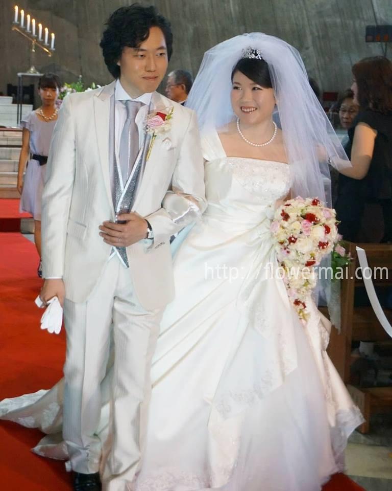 ウエディングブーケ、ブライダル、結婚式,ブーケ、手作り、自分で作る,フラワーアレンジスクール、大阪,神戸,芦屋