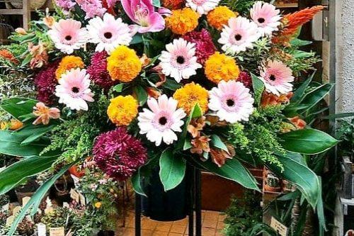 スタンド花 東京都千代田区 御祝の花