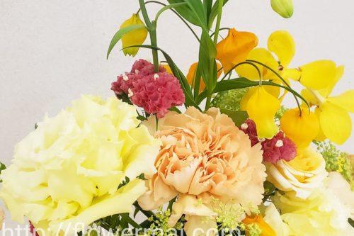 フラワーアレンジ 体験レッスン スクール 資格 日本フラワーデザイナー協会 体験レッスン 大阪 神戸 芦屋